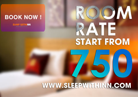book hotel near Khaosan Road